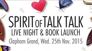 'SPIRIT OF TALK TALK'  LIVE  IN LONDON