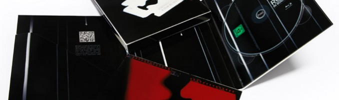 RECOIL – 'ASHIB' Blu-ray